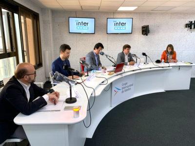 Ejecutivos de Radio Inter