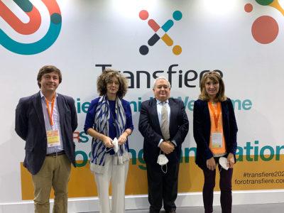 Madrid Network visita Transfiere 2021